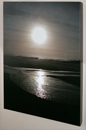 canvas-print-of-sunset-mitimiti