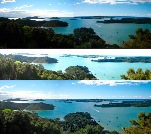 canvas-printing-panorama-bay-of-islands-photo-alteration